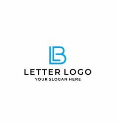 Bl logo vector