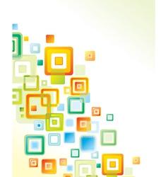 modern background vector image vector image