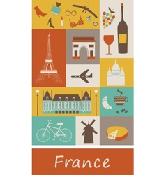 France vector image vector image