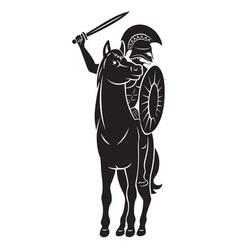 Gladiator vector