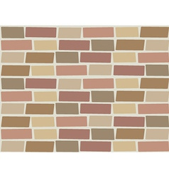 Brickwall wallpaper vector