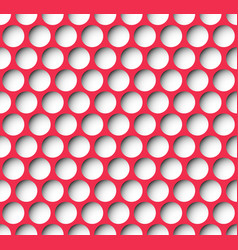 Colorful dotted polka dot background colored vector