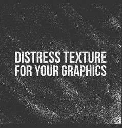 Distress texture for your graphics vector