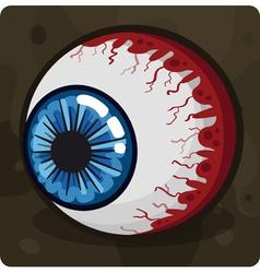 Symbol 5 eye vector