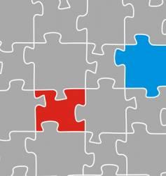 decorative composition vector image