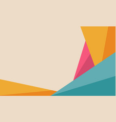 abstract background for design style vector image