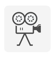 Film production icon vector