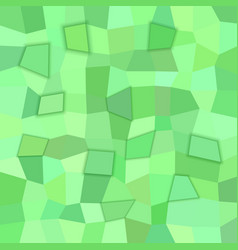 Rectangle mosaic background - polygonal design vector