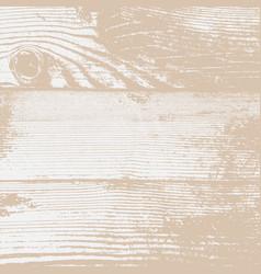 rustic wooden texture vector image