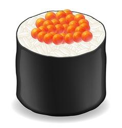 Sushi rolls 01 vector