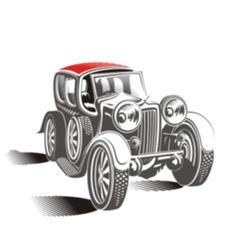 Cabriolet m vector
