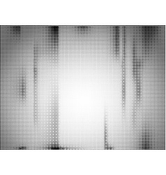background with dots halftone dots design vector image