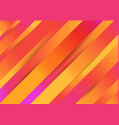 creative design minimalistic colorful background vector image