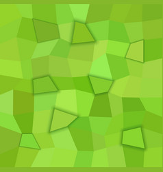 Rectangle mosaic background - polygonal design vector