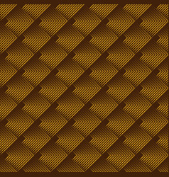 Abstract brown lines background vector