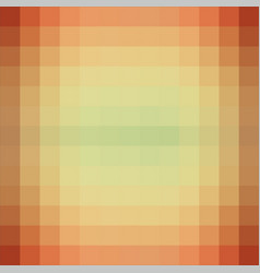 gradient background in shades of orange vector image vector image