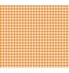 Seamless vichy pattern vector image