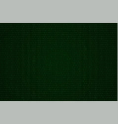 Abstract background with binary code information vector