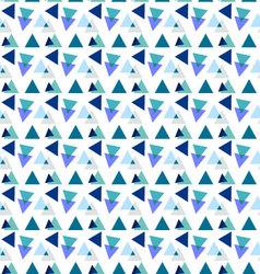 Seamless geometric patterntriangle pattern vector