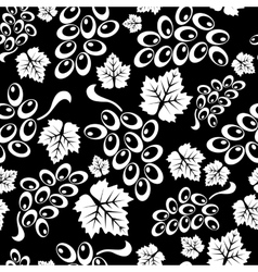 Seamless ornament 281 vector image