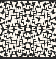 cross hatch pattern abstract seamless texture vector image
