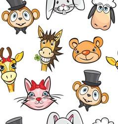Animal pattern vector