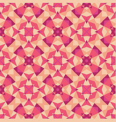 Abstract geometric background - seamless vector