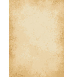 grunge full ancient parchment vector image
