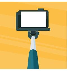 Selfie Stick vector