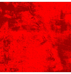 Red Grunge Texture vector image