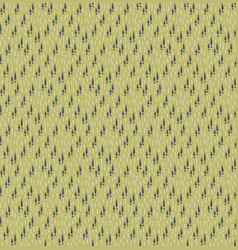 Seamless pattern in yellow and dark grey vector