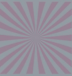 Abstract retro circus ray burst background vector