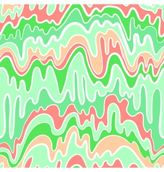 pattern with waves vector image vector image