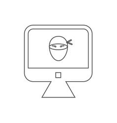 Incognito security vector