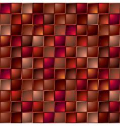 Autumn tile warm vector