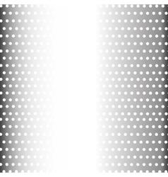 Silver metallic background icon vector