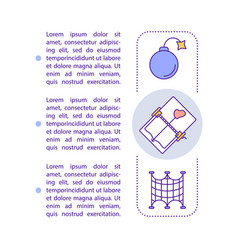 Using explosives traps and nets concept icon with vector