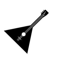 Balalaika icon vector image