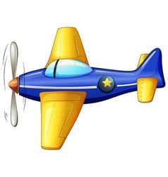 A vintage turbojet vector