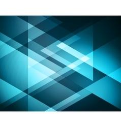 Elegant Geometric Background vector image
