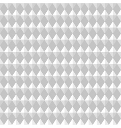 Carbon seamless pattern rhombic light gray convex vector
