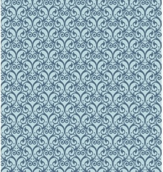 Gray decorative pattern vector image
