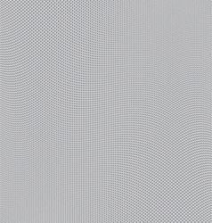 Wavy lace vector