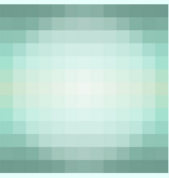 gradient background in shades of green made vector image vector image