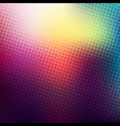 Creative halftone design background vector