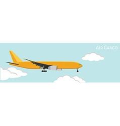 Air cargo vector