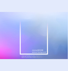 colorful background template vector image