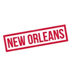 New Orleans rubber stamp vector