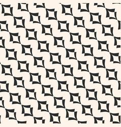 Art deco seamless pattern geometric ornament vector