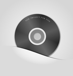 CD package vector image
